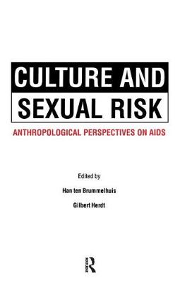 Culture and Sexual Risk by Han Ten Brummelhuis