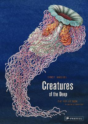 Creatures of the Deep by Ernst Haeckel