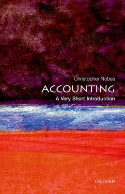 Accounting: A Very Short Introduction by Christopher Nobes