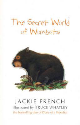 Secret World Of Wombats book