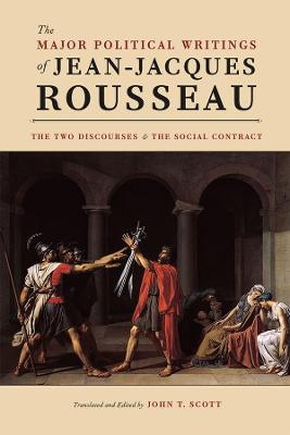 Major Political Writings of Jean-Jacques Rousseau book