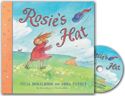 Rosie's Hat Book and CD Pack by Julia Donaldson