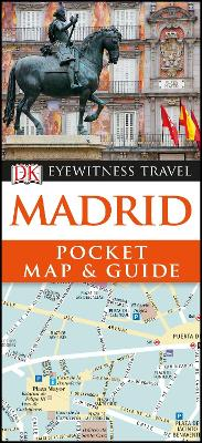 Madrid Pocket Map and Guide by DK Travel