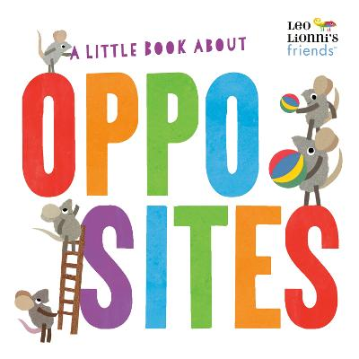 Little Book About Opposites book