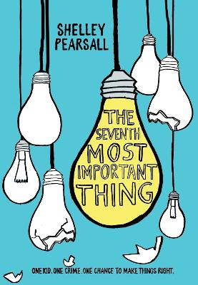 Seventh Most Important Thing by Shelley Pearsall