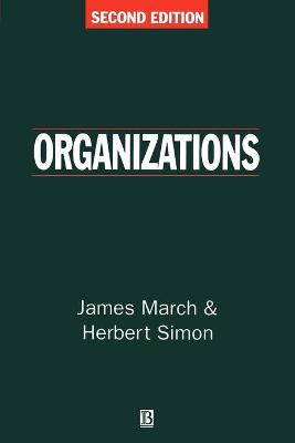 Organizations by James G. March