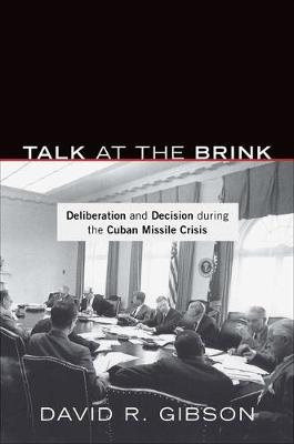 Talk at the Brink by David R. Gibson
