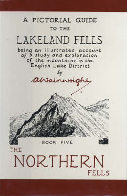 Northern Fells by Alfred Wainwright