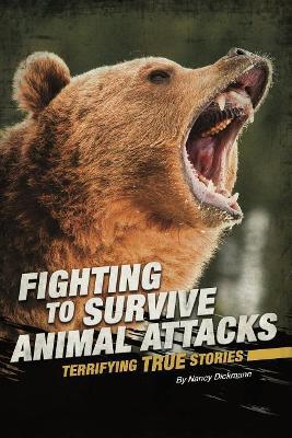 Animal Attacks book