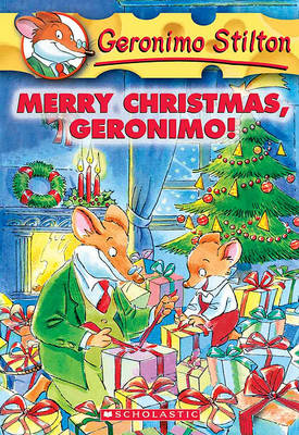Merry Christmas, Geronimo! by Geronimo Stilton