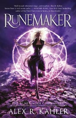 Runemaker by Alex R Kahler