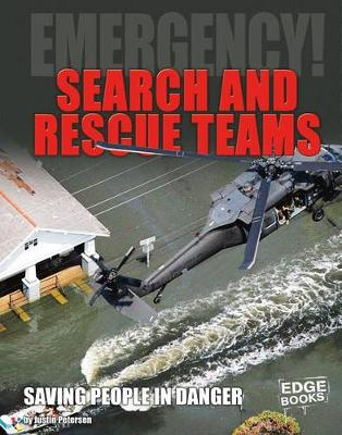 Search and Rescue Teams by Justin Petersen