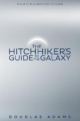 Hitchhiker's Guide to the Galaxy book
