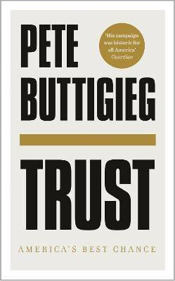 Trust: America's Best Chance book