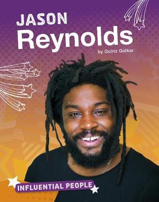 Jason Reynolds by Golriz Golkar