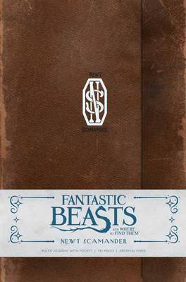 Fantastic Beasts and Where To Find Them: by Insight Editions