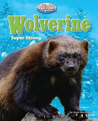 Wolverine by Joyce L. Markovics