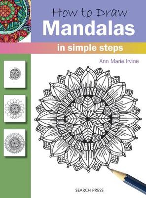 How to Draw: Mandalas book