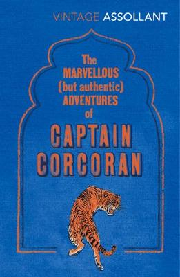 Marvellous (But Authentic) Adventures of Captain Corcoran by Alfred Assollant