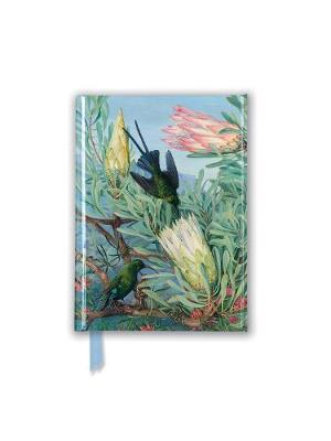 Kew Gardens' Marianne North: Foliage and Flowers (Foiled Pocket Journal) by Flame Tree Studio