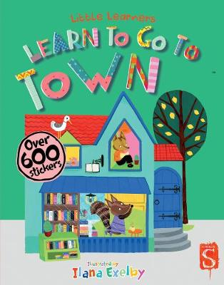 Little Learners: Going To Town book