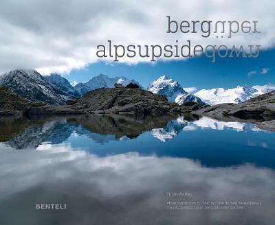 Alps Upsidedown by Walther Simon
