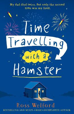 Time Travelling with a Hamster book