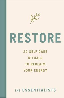 Restore book