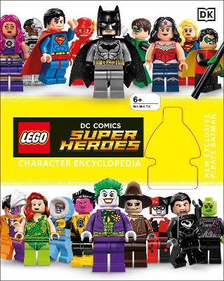 LEGO DC Super Heroes Character Encyclopedia book