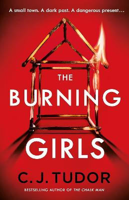 The Burning Girls book