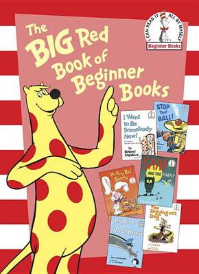 Big Red Book of Beginner Books by P. D. Eastman