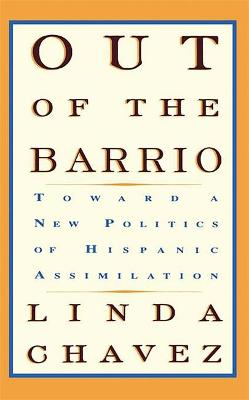 Out Of The Barrio book