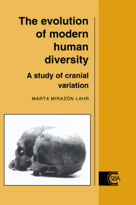 Evolution of Modern Human Diversity by Robert Andrew Foley
