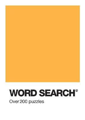 Colour Block Puzzle - Word Search book