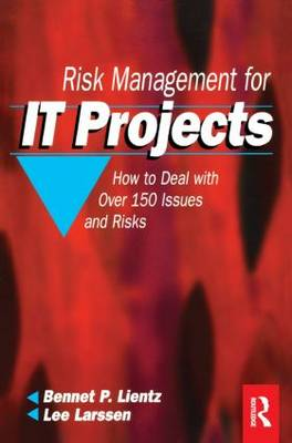 Risk Management for IT Projects book