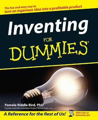 Inventing For Dummies book