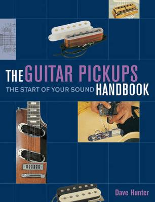 Guitar Pick-Up Handbook Bam Bk/Cd book