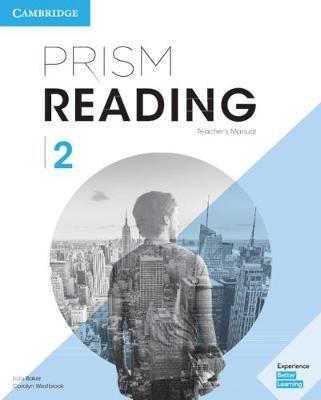 Prism Reading Level 2 Teacher's Manual by Lida Baker