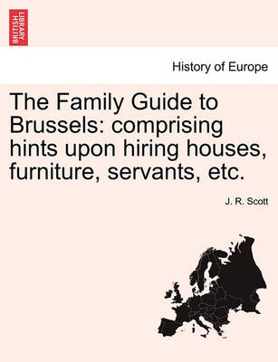 Family Guide to Brussels by R. J. Scott
