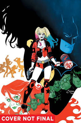 Harley Quinn TP Vol 1 Die Laughing (Rebirth) by Amanda Conner