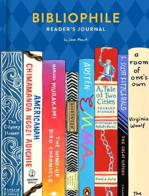 Bibliophile Reader's Journal by Jane Mount
