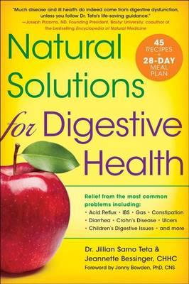 Natural Solutions for Digestive Health by Jillian Sarno Teta