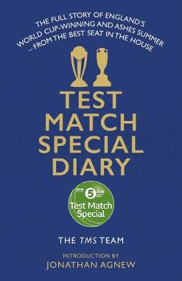 Test Match Special Diary book