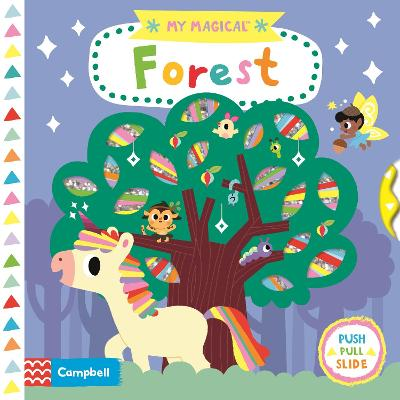 My Magical Forest by Campbell Books