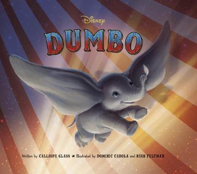 Disney: Dumbo Movie Storybook by