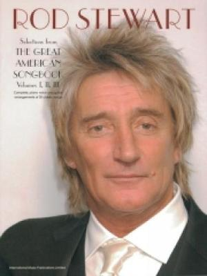 The Great American Songbook  v. 1-3 by Rod Stewart