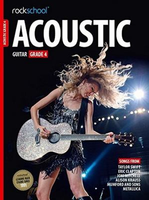 Acoustic Guitar Grade 4 by