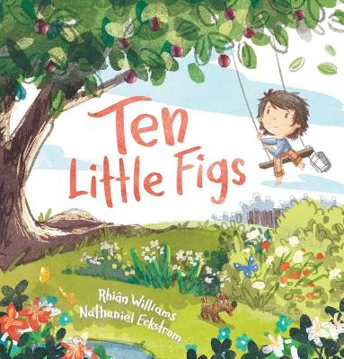 Ten Little Figs by Rhian Williams