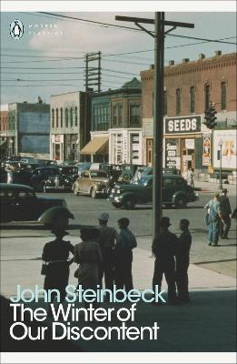 Winter of Our Discontent by Mr John Steinbeck
