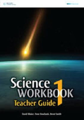 Science Workbook 1 Teacher Guide book